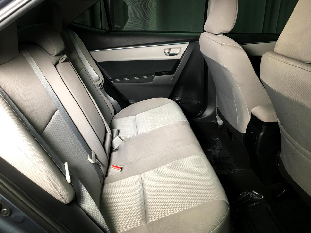 Pre-Owned 2016 Toyota Corolla 4dr Sdn Auto L (Natl)
