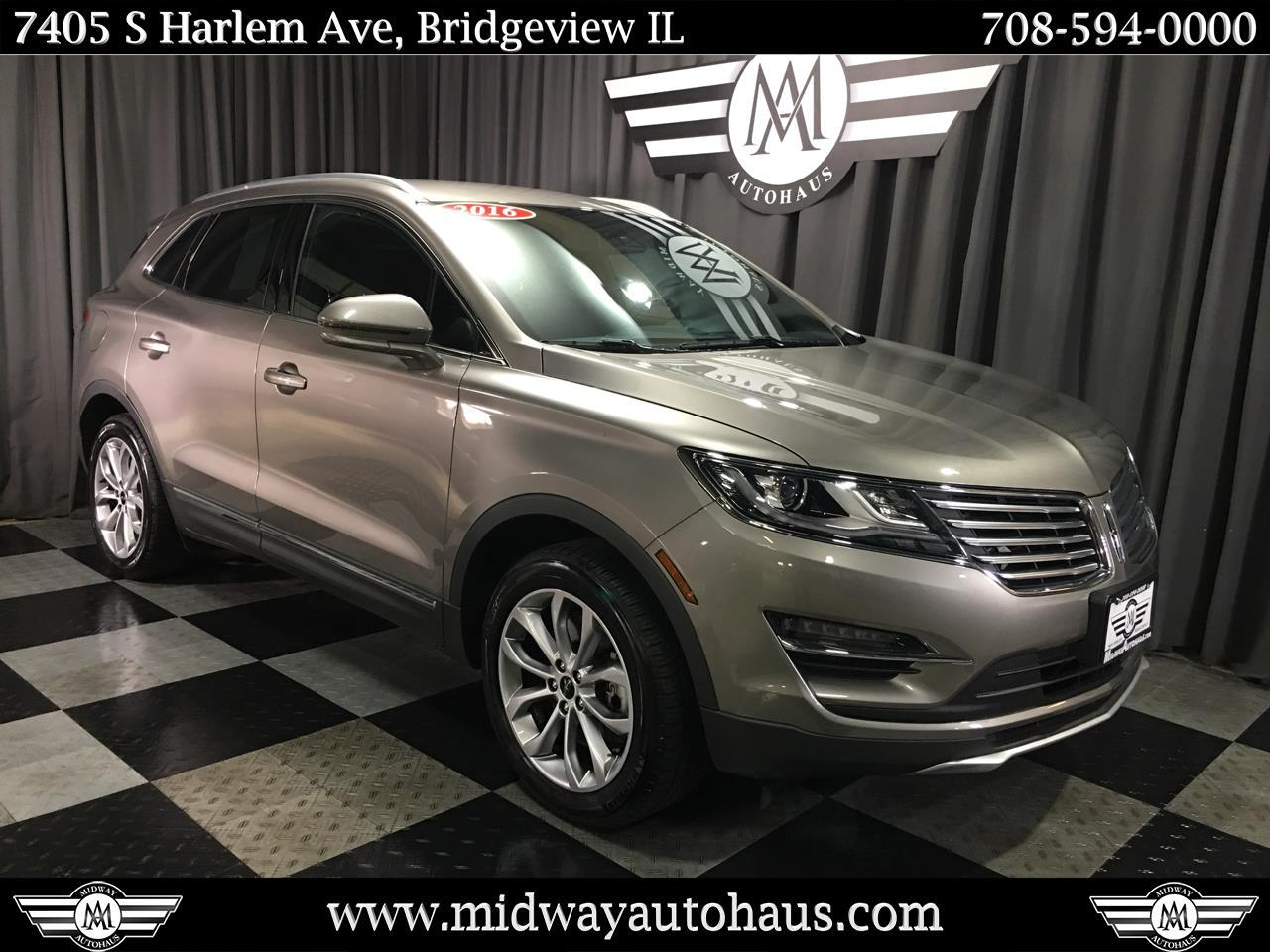 2017 Lincoln Mkc Select >> Pre Owned 2017 Lincoln Mkc Select Awd Awd
