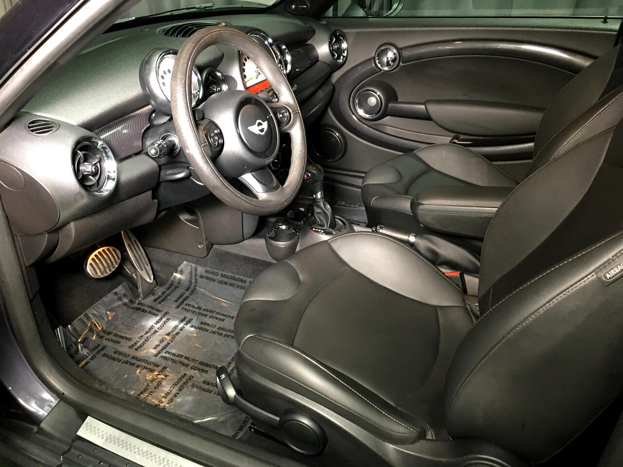 Pre-Owned 2013 MINI Cooper Coupe 2dr S