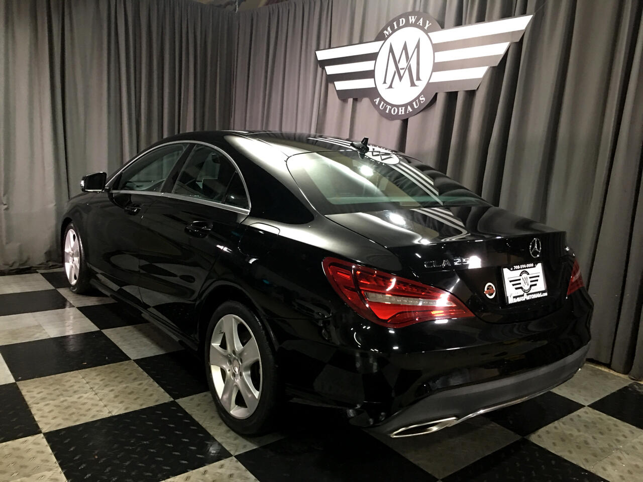 Pre-Owned 2017 Mercedes-Benz CLA CLA 250 4MATIC® Coupe