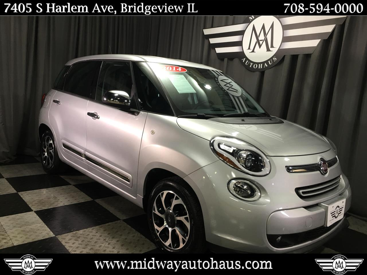 Pre-Owned 2014 FIAT 500L 5dr HB Lounge