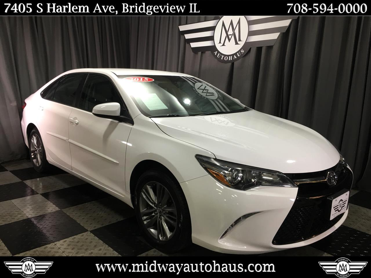 Pre-Owned 2015 Toyota Camry 2014.5 4dr Sdn I4 Auto LE (Natl)