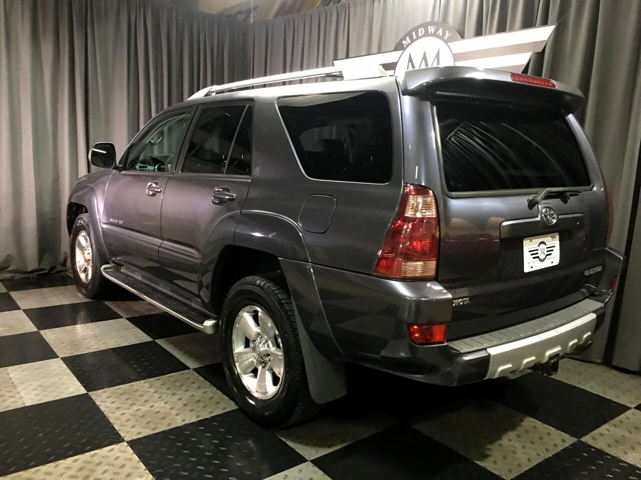 Pre-Owned 2003 Toyota 4Runner 4dr Limited V8 Auto 4WD (Natl)
