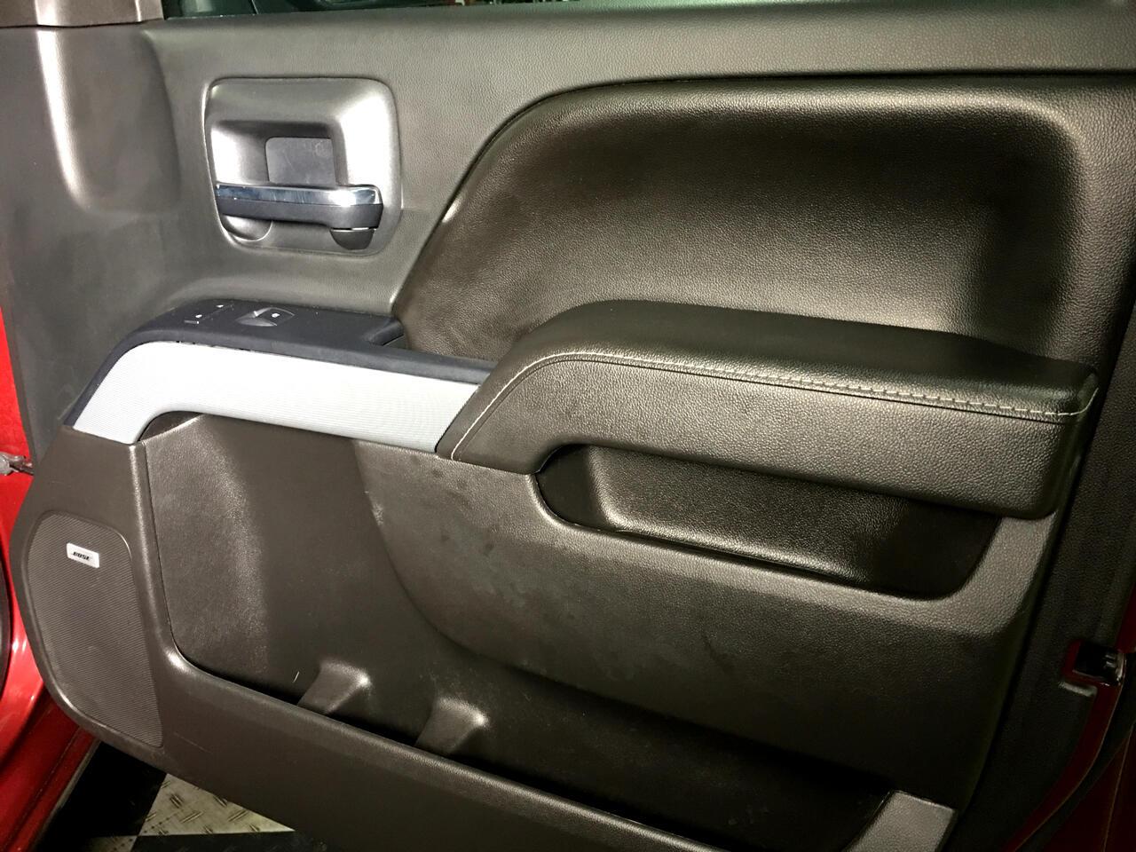 Pre-Owned 2016 Chevrolet Silverado 1500 4WD Double Cab 143.5 in LT w/2LT