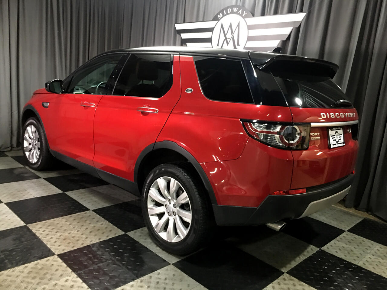 Pre-Owned 2016 Land Rover Discovery Sport AWD 4dr HSE LUX