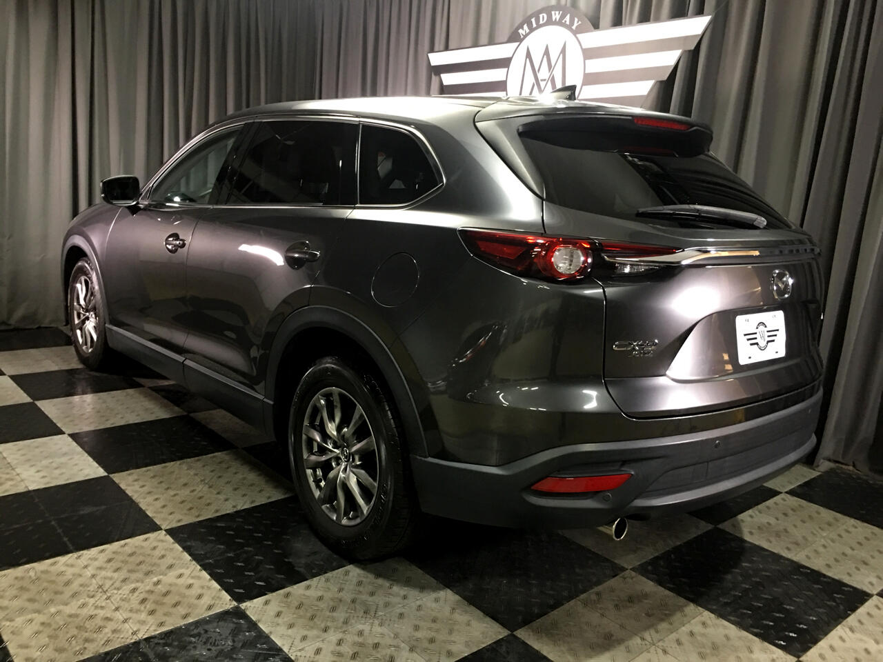 Pre-Owned 2016 Mazda CX-9 AWD 4dr Touring