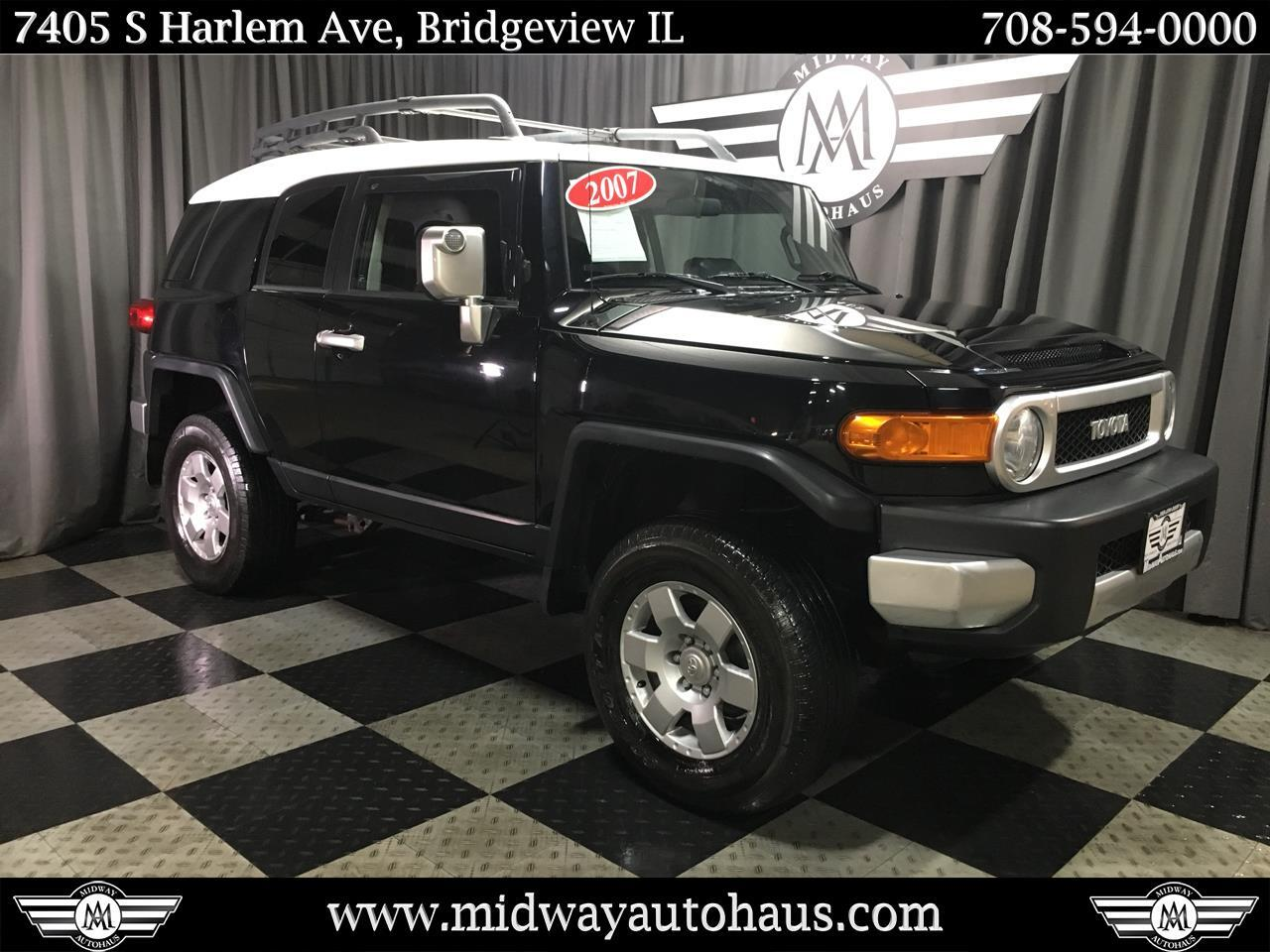 Pre-Owned 2007 Toyota FJ Cruiser 4WD 4dr Auto (Natl)