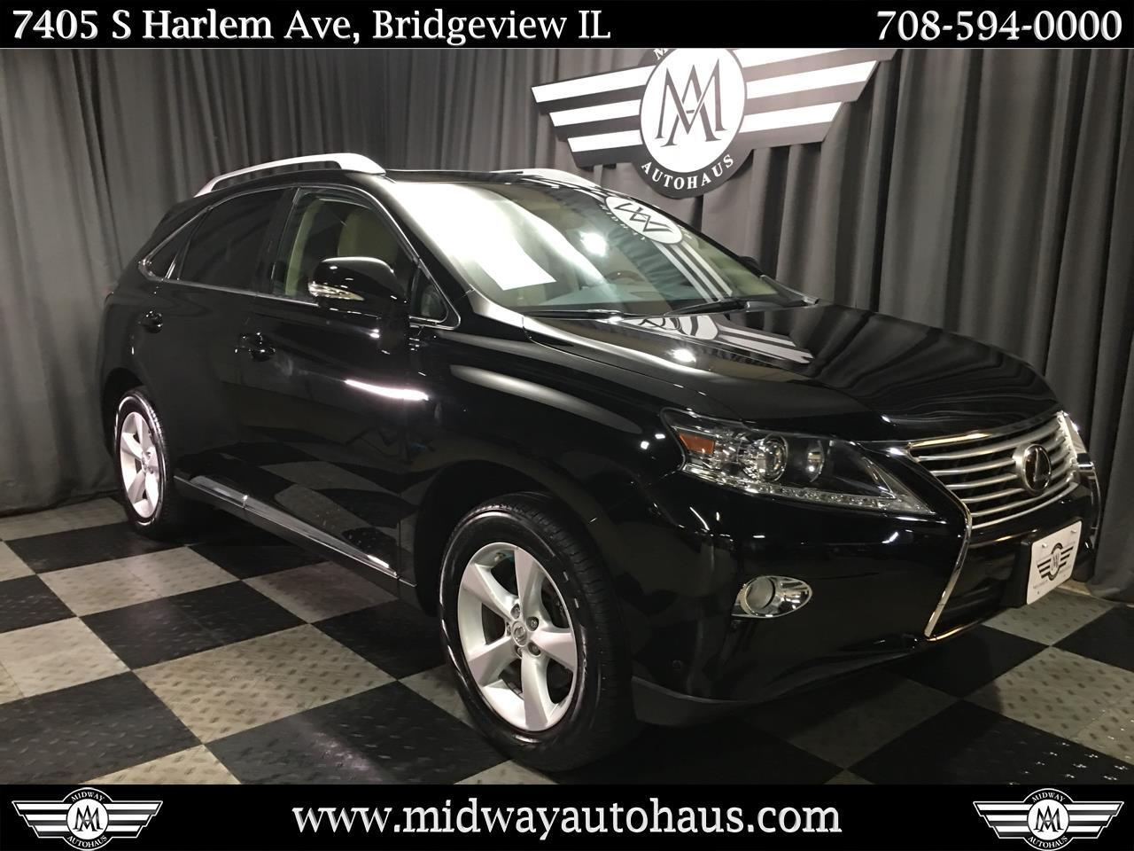 Pre-Owned 2013 Lexus RX AWD 4dr
