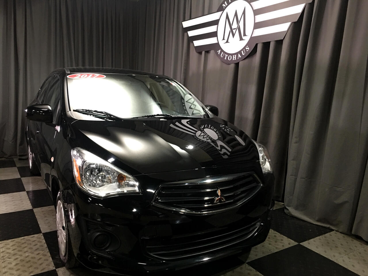 Pre-Owned 2017 Mitsubishi Mirage G4 ES Manual