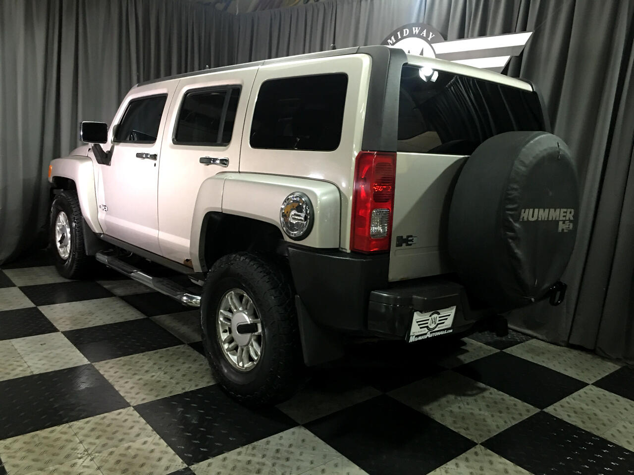 Pre-Owned 2006 HUMMER H3 4dr 4WD SUV