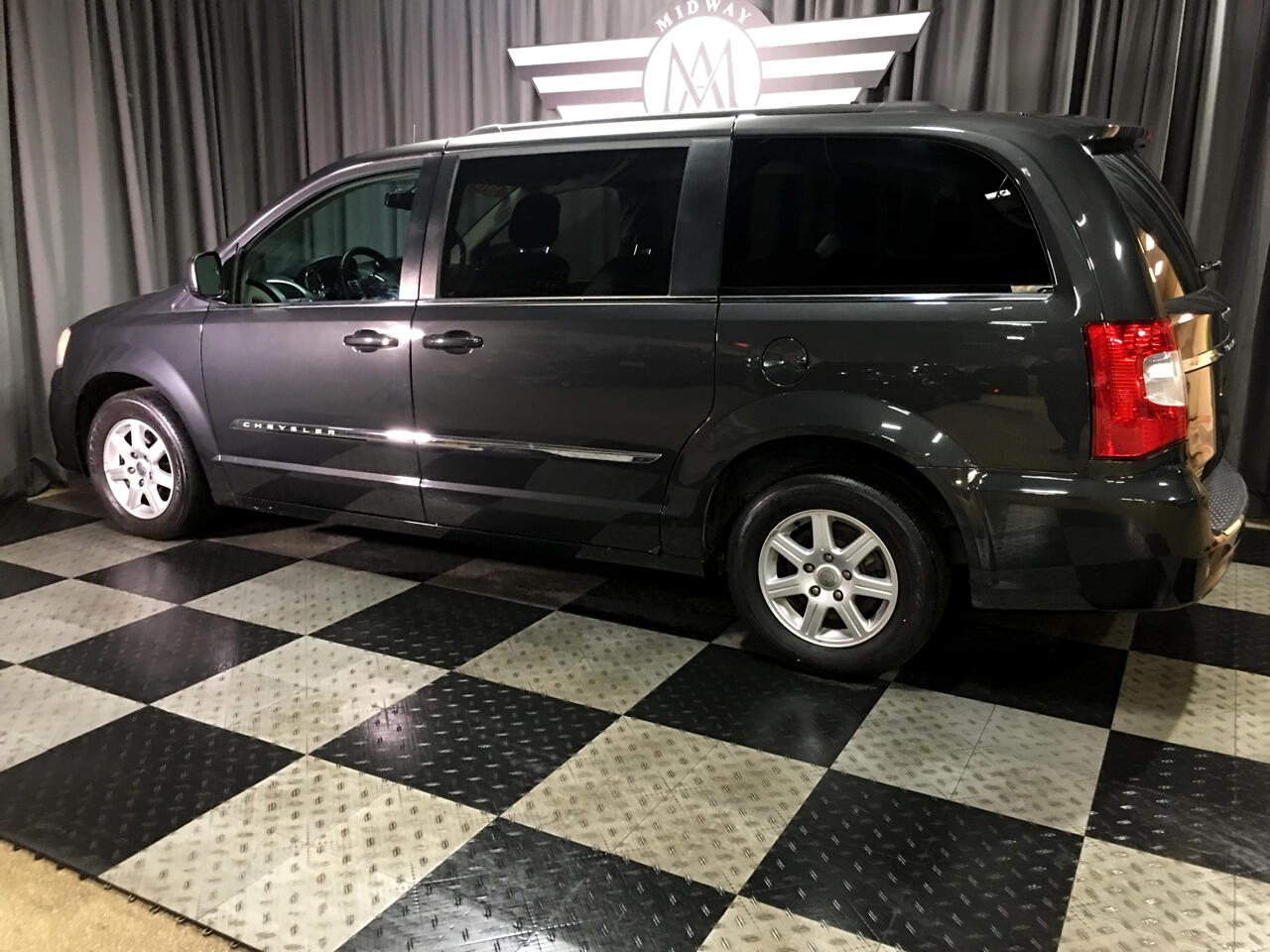 Pre-Owned 2012 Chrysler Town & Country 4dr Wgn Touring