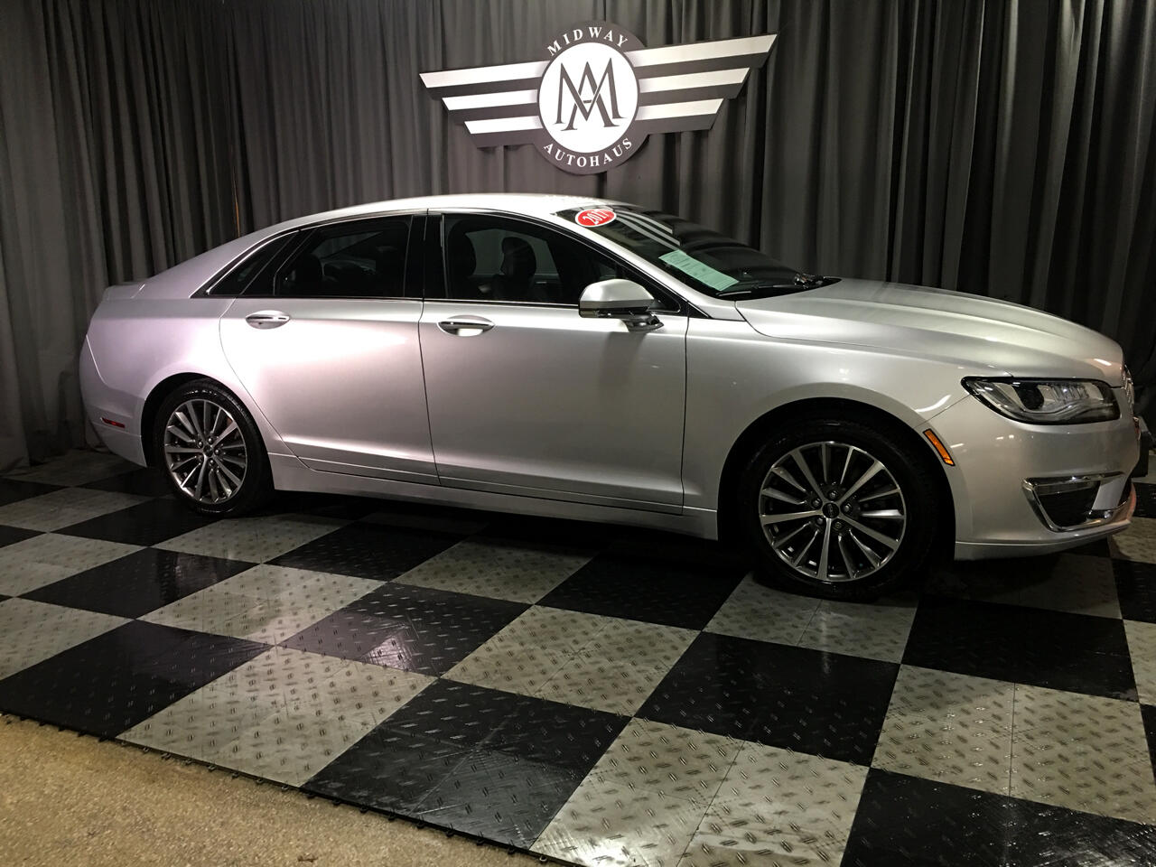 Pre-Owned 2017 Lincoln MKZ Hybrid Premiere FWD