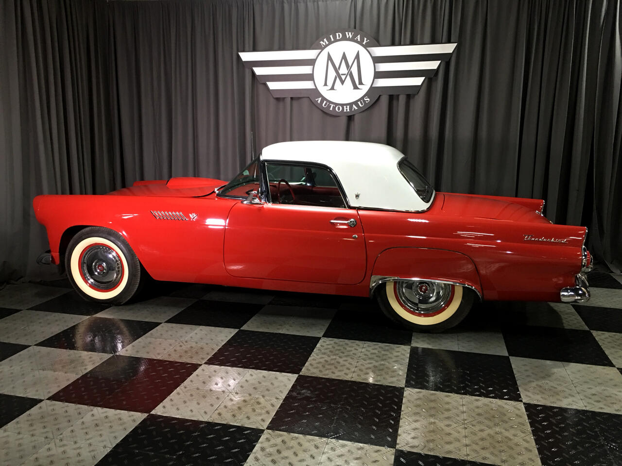 Pre-Owned 1955 Ford Thunderbird