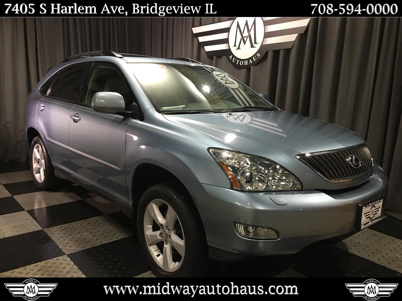 Pre-Owned 2006 Lexus RX 4dr SUV AWD