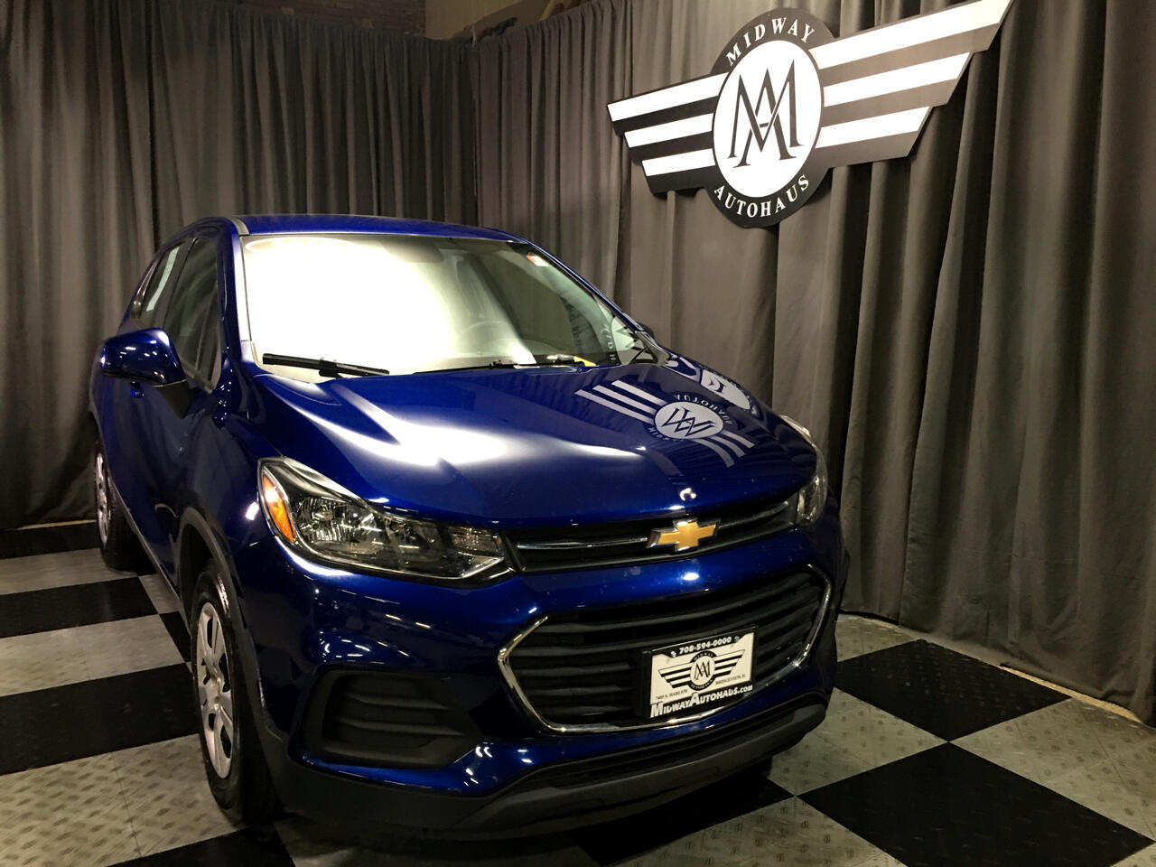 Pre-Owned 2017 Chevrolet Trax FWD 4dr LS
