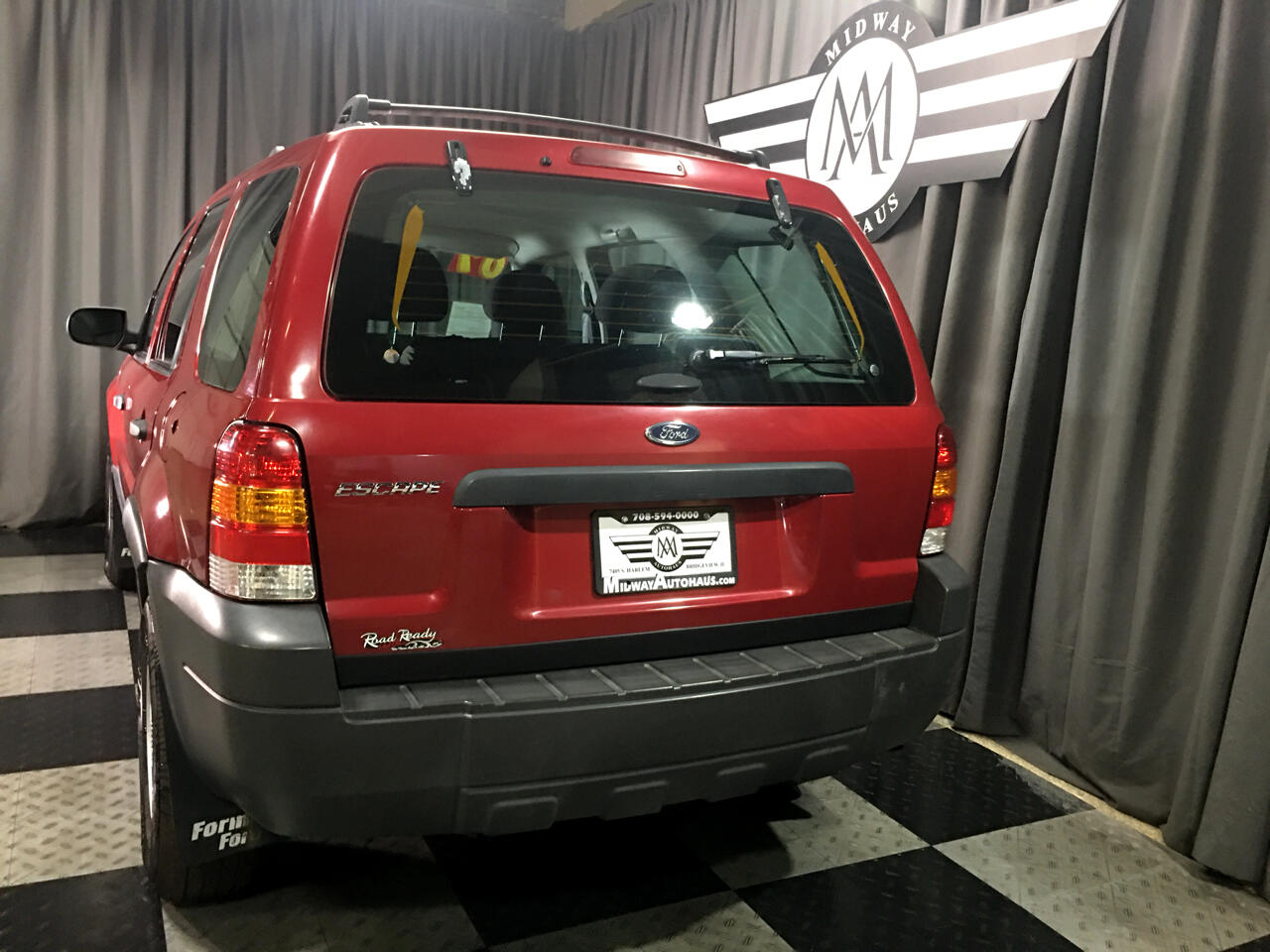 Pre-Owned 2007 Ford Escape 2WD 4dr V6 Auto XLT