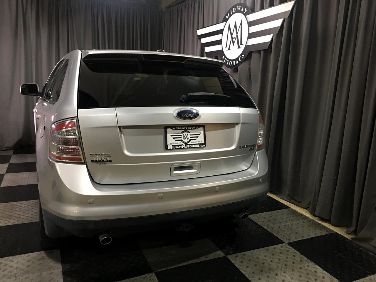 Pre-Owned 2010 Ford Edge 4dr Limited AWD