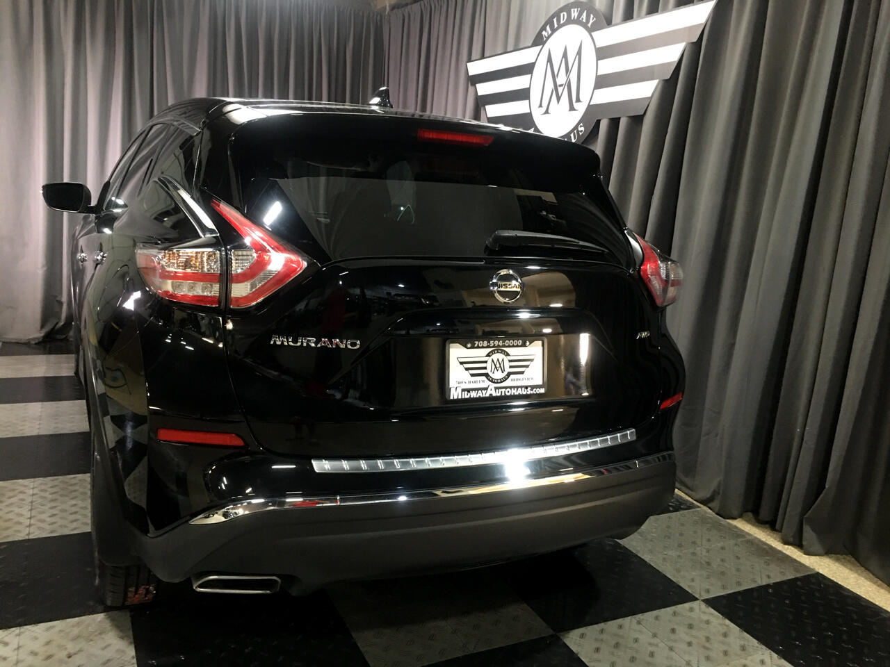 Pre-Owned 2017 Nissan Murano 2017.5 AWD S