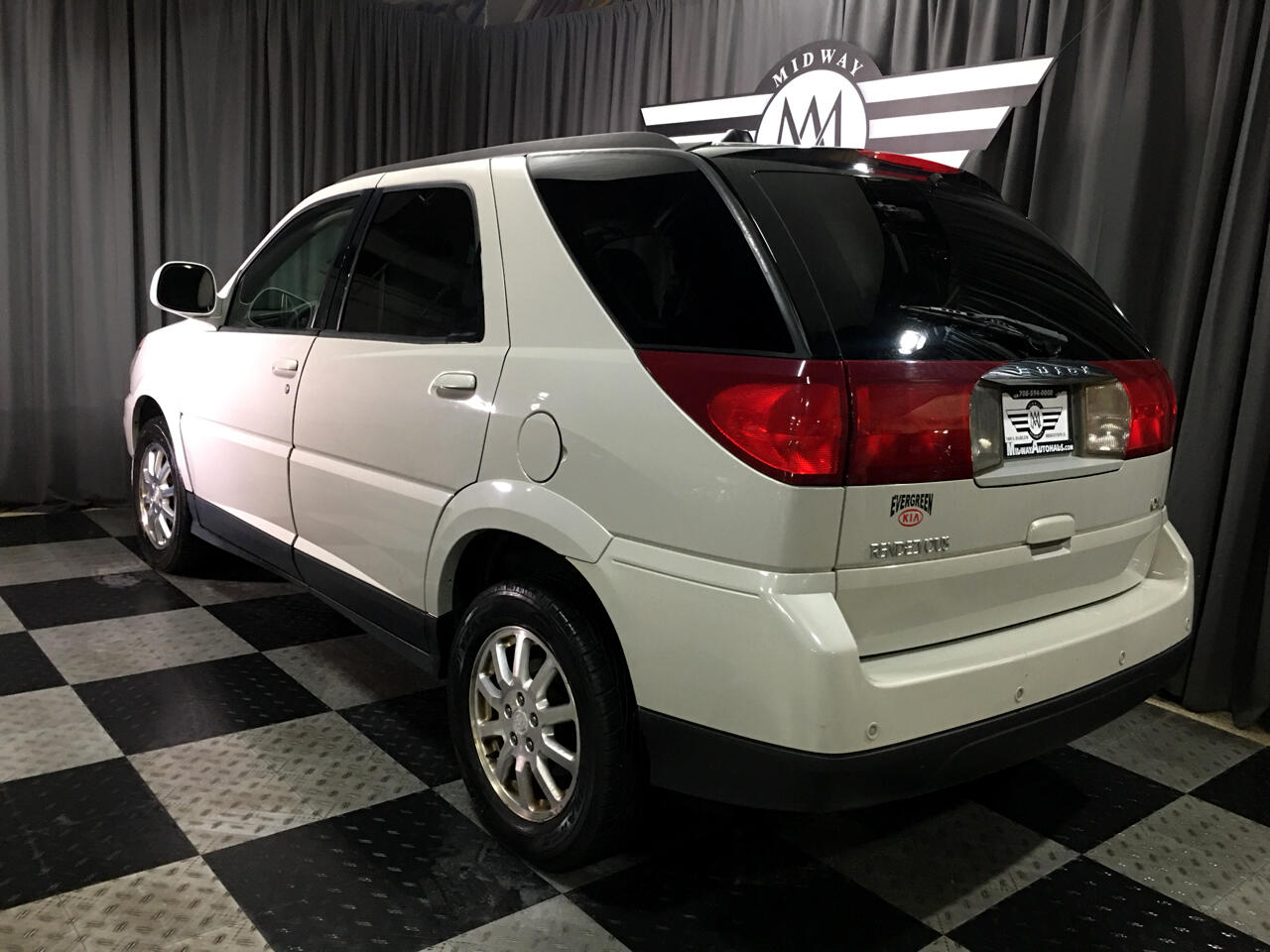 Pre-Owned 2007 Buick Rendezvous FWD 4dr CXL *Ltd Avail*