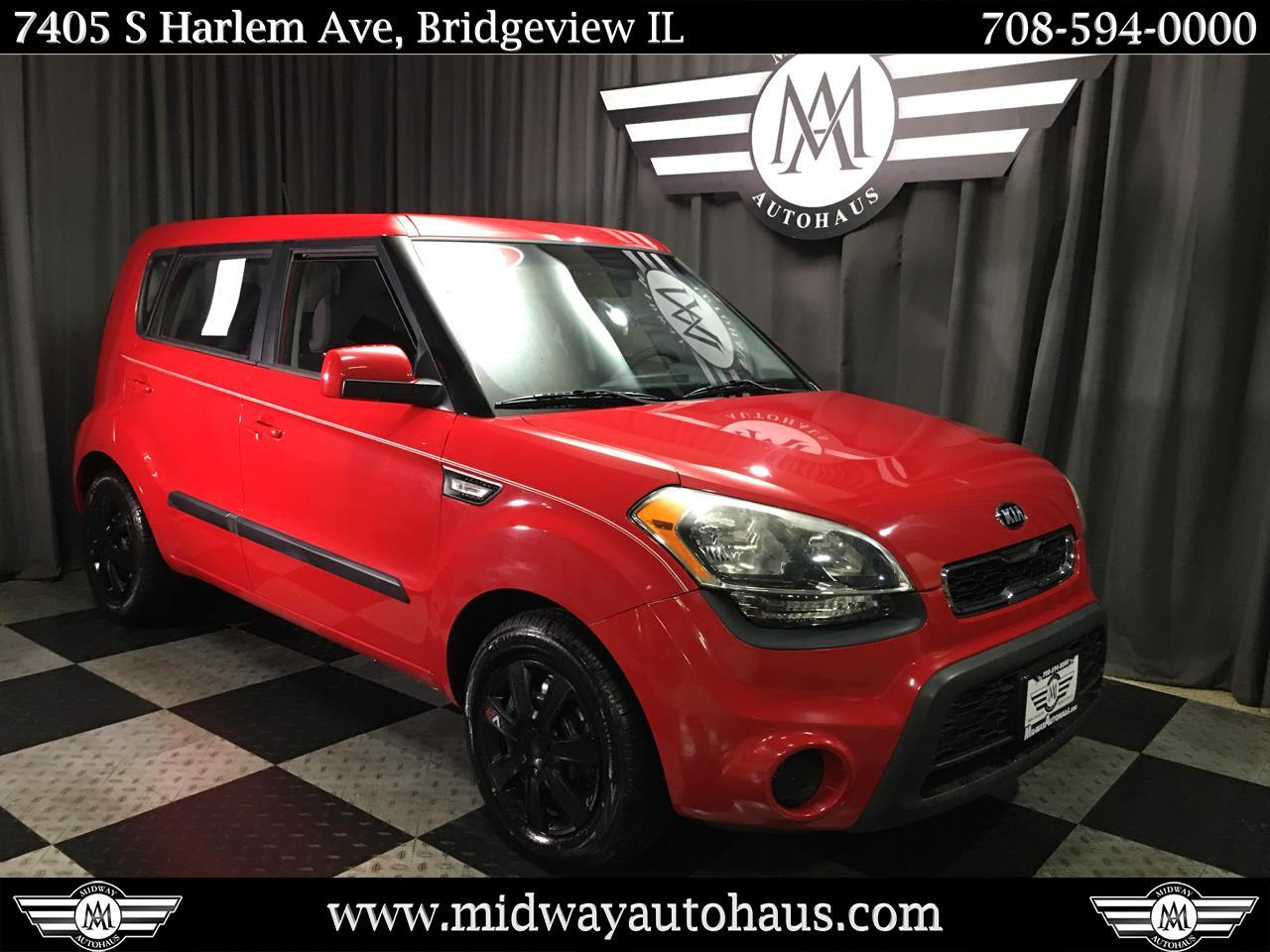 Pre-Owned 2013 Kia Soul 5dr Wgn Man Base