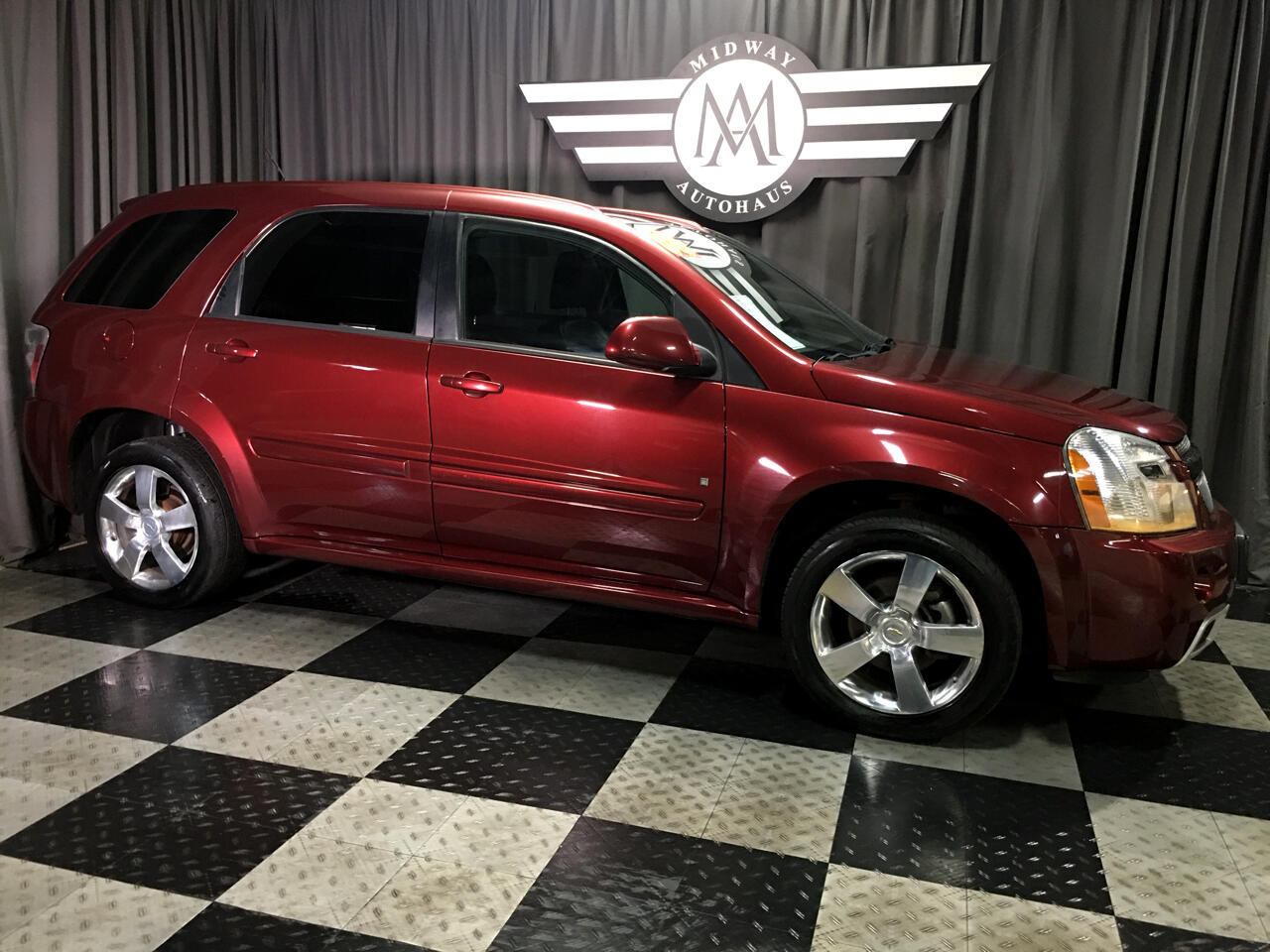 Pre-Owned 2008 Chevrolet Equinox AWD 4dr Sport