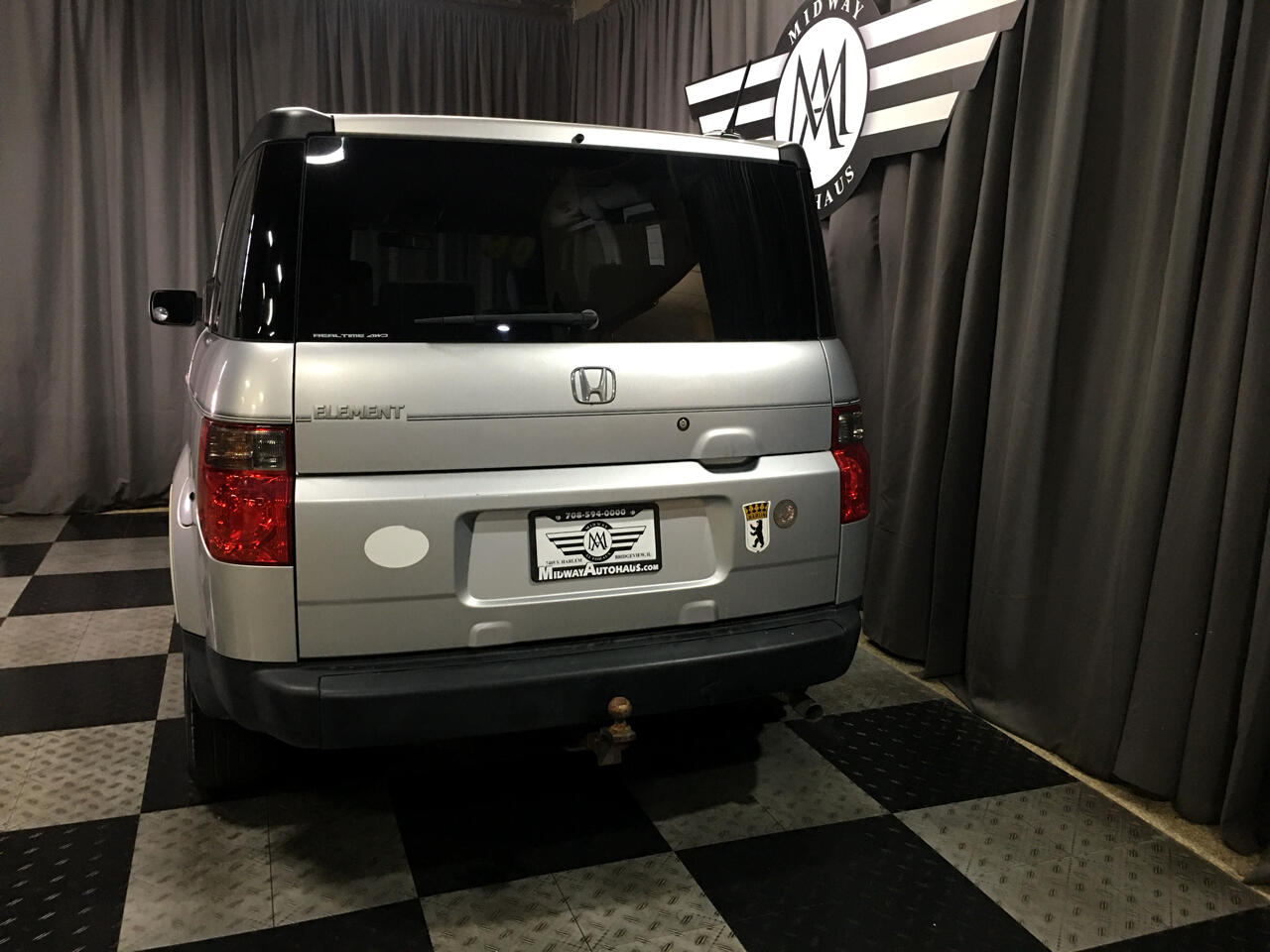 Pre-Owned 2006 Honda Element 4WD EX-P AT