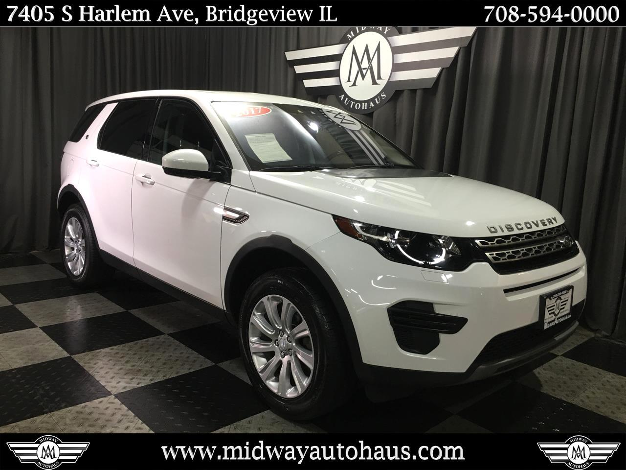 Pre-Owned 2017 Land Rover Discovery Sport SE 4WD