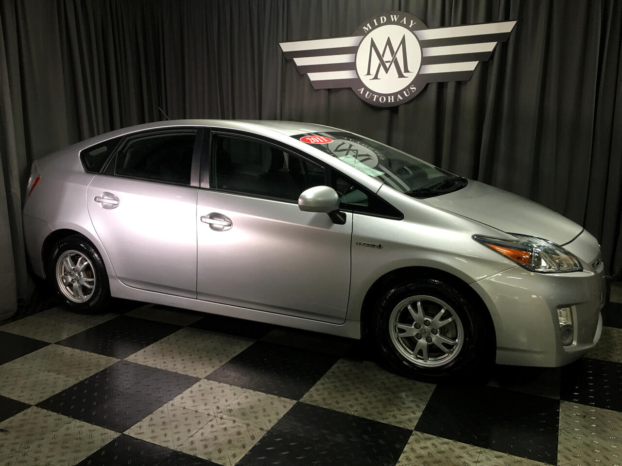 Pre-Owned 2011 Toyota Prius 5dr HB I (Natl)