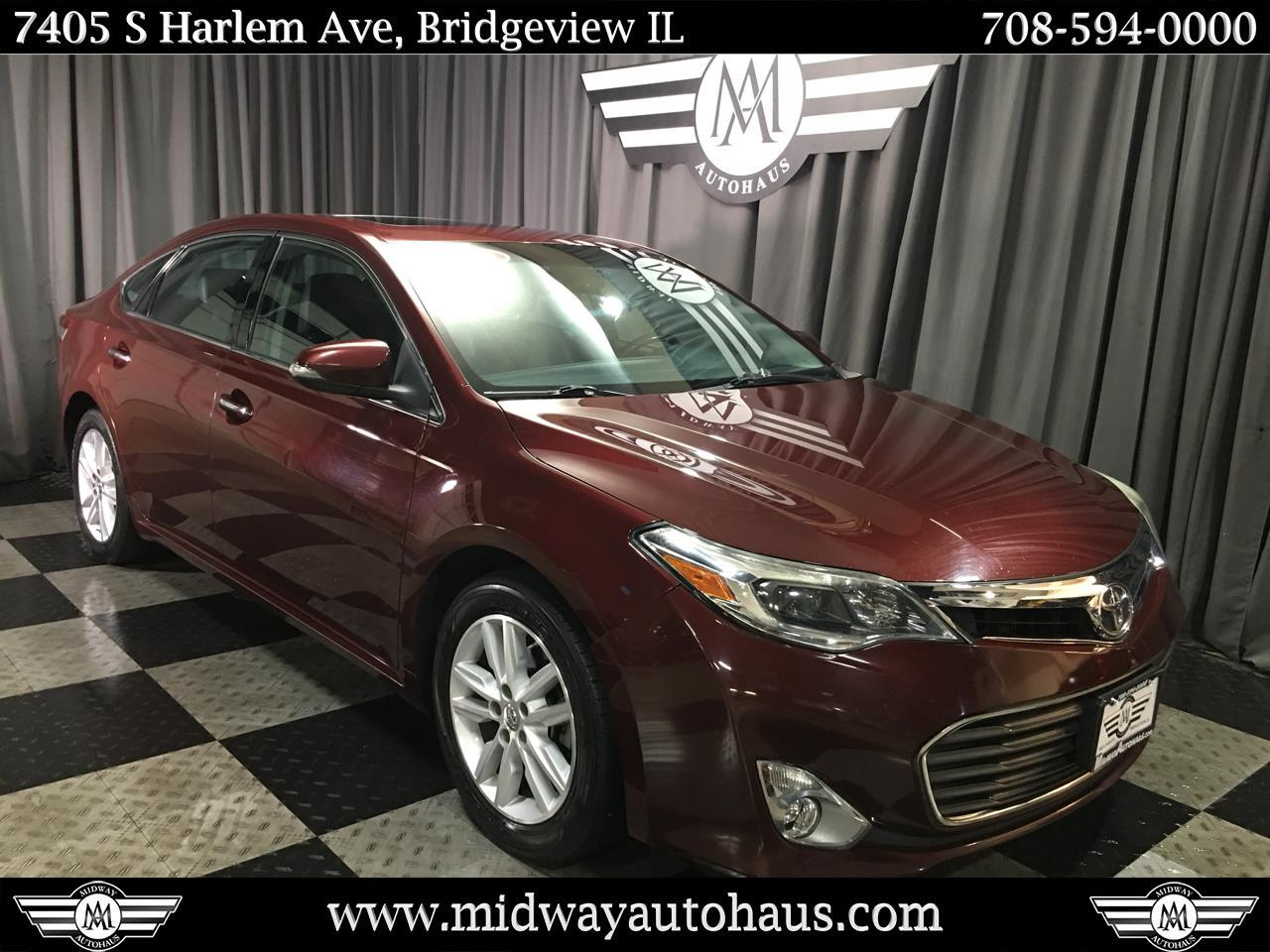 Pre-Owned 2013 Toyota Avalon 4dr Sdn XLE (Natl)