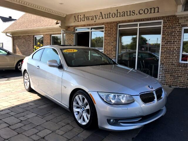 2011 BMW 3-Series 328i Coupe