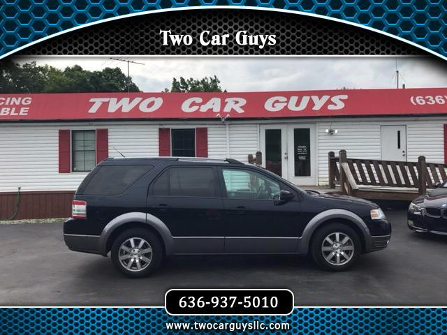 2009 Ford Taurus X SEL FWD