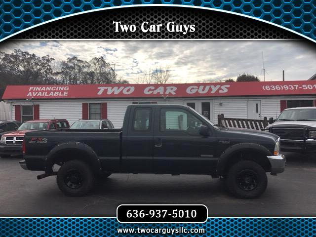 2004 Ford F-250 SD FX4
