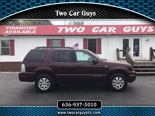 2007 Mercury Mountaineer Luxury 4.0L 2WD