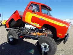 1978 Dodge Power Wagon