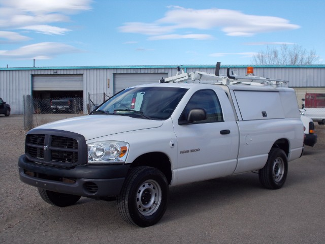 2007 Dodge Ram 1500 ST Long Bed 4WD
