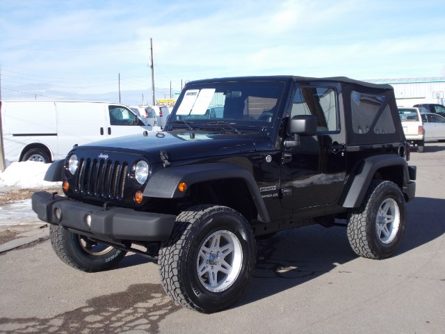 2011 jeep wrangler sport for sale in denver co cargurus. Black Bedroom Furniture Sets. Home Design Ideas