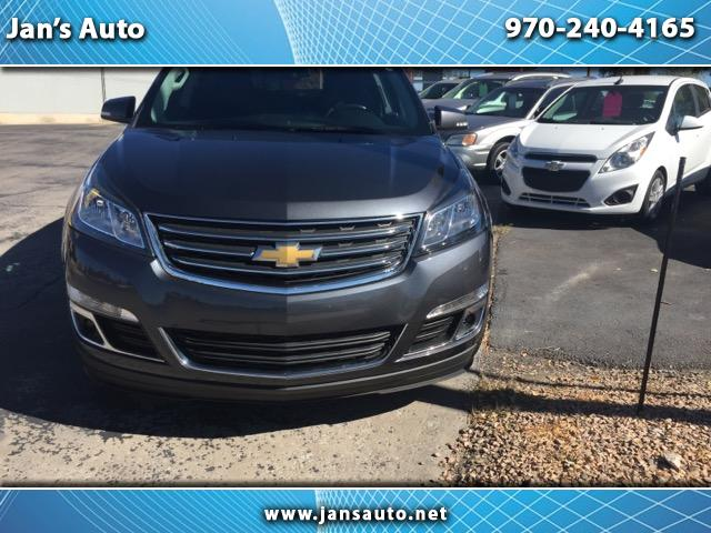 2013 Chevrolet Traverse 1LT AWD