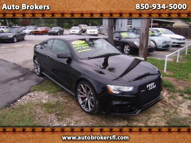2015 Audi RS5 4.2 Coupe quattro S tronic