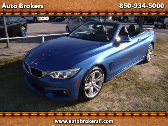 2014 BMW 4-Series 428 xDrive Convertible M Sport