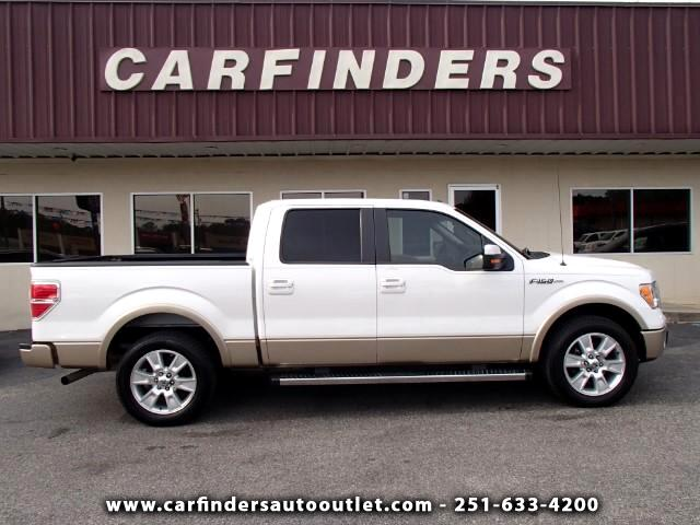 2012 Ford F-150 Lariat SuperCrew 6.5-ft. Bed 2WD
