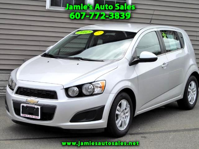 2012 Chevrolet Sonic LT Hatchback