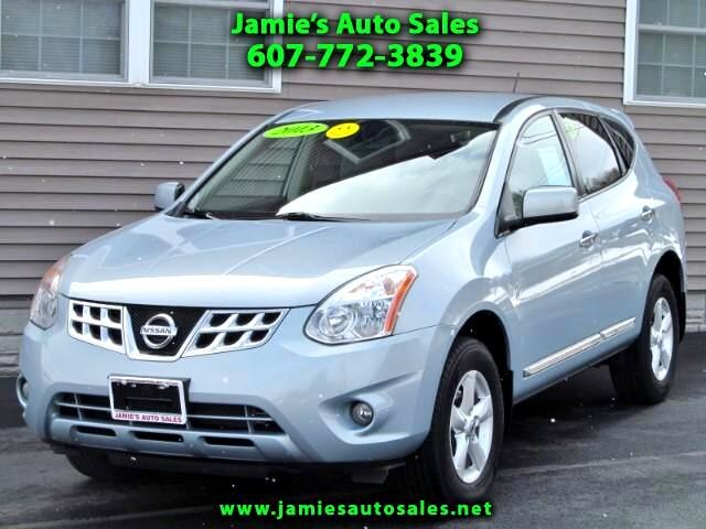 2013 Nissan Rogue S AWD Special Edition Package