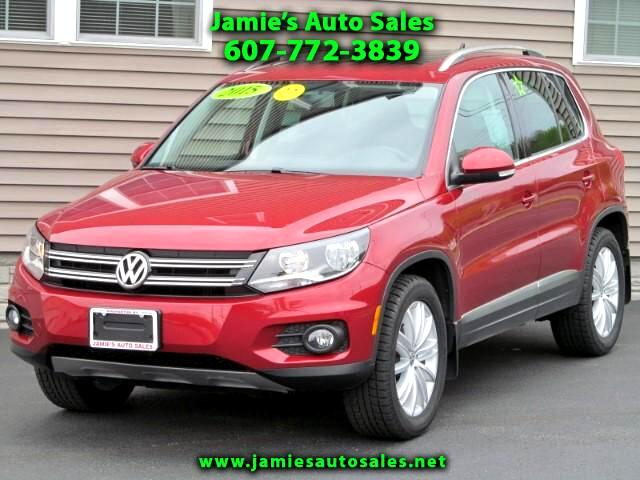2015 Volkswagen Tiguan SE 4Motion w/Appearance Package