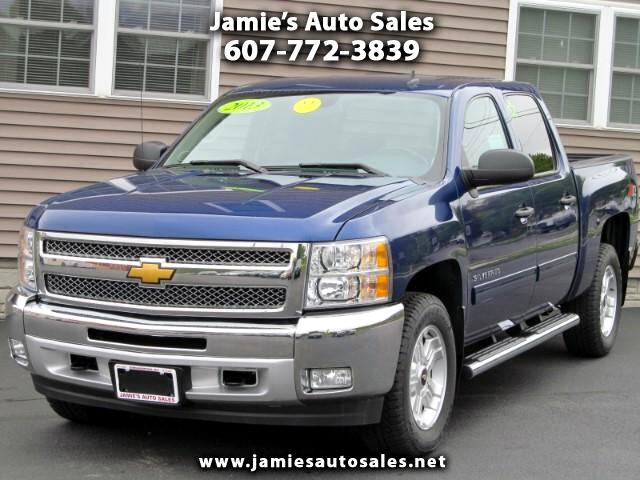 "2013 Chevrolet Silverado 1500 LT Crew Cab Z71 4WD ""All Star Edition"" Package"