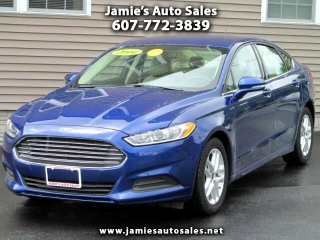 2014 Ford Fusion SE w/1.5L EcoBoost