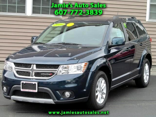 2014 Dodge Journey SXT AWD