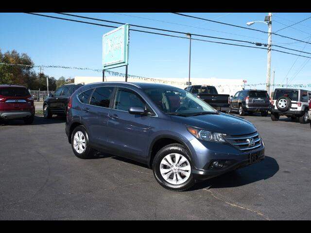 2013 Honda CR-V EX-L 4WD 5-Speed AT with Navigation