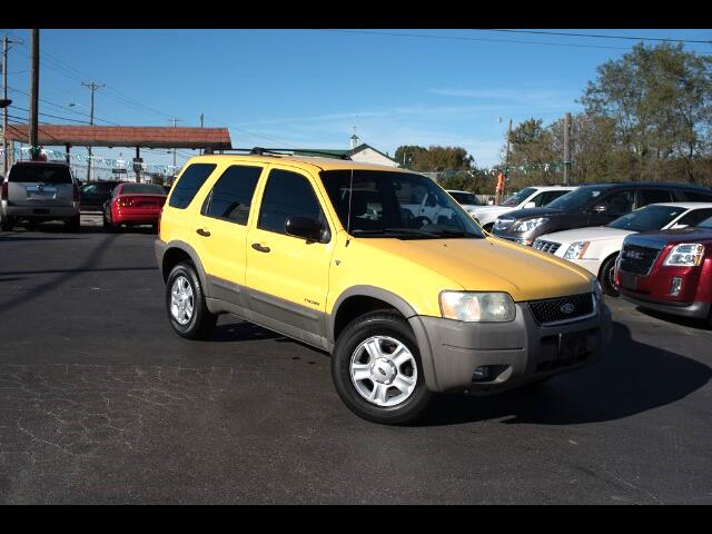 2002 Ford Escape XLT Choice 2WD