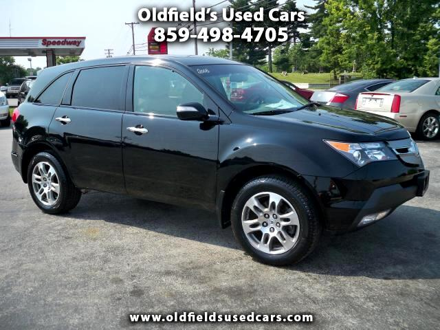 Used 2008 Acura Mdx Sold In Mt Sterling Ky 40353 Oldfield
