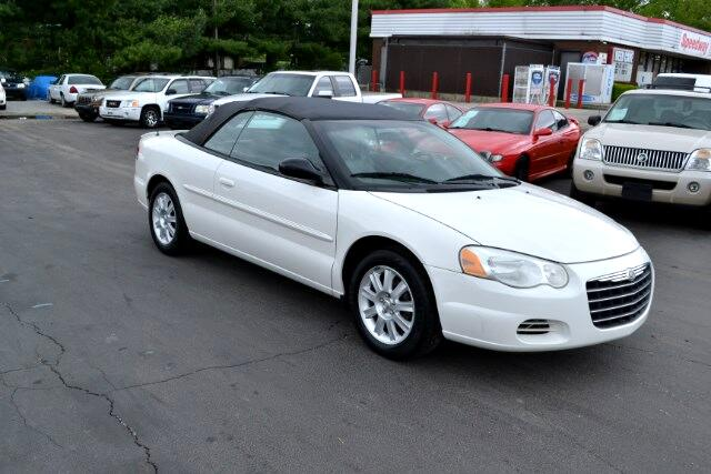2005 Chrysler Sebring GTC Convertible
